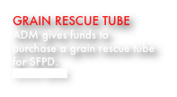 grain rescue tube