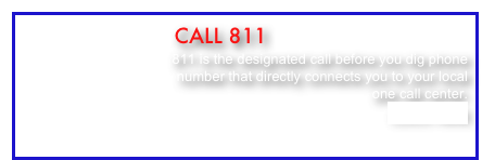 call 811